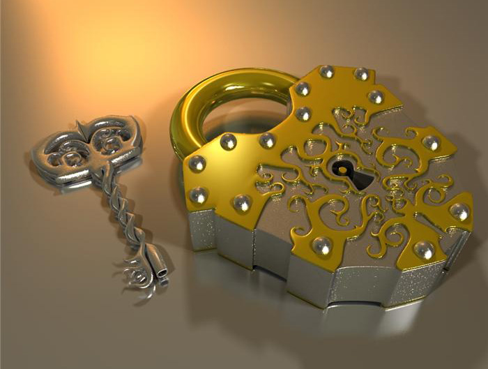 lock_art